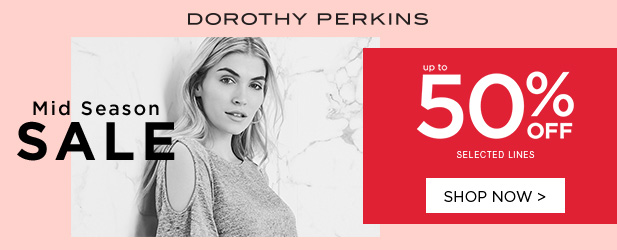 Sale on at Dorothy Perkins